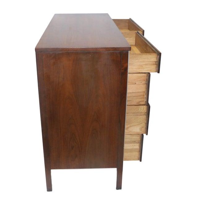 Paul McCobb Mid-Century Walnut Dresser - Image 4 of 10