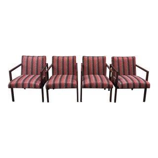 Mid-Century Modern Chairs - Set of 4 For Sale