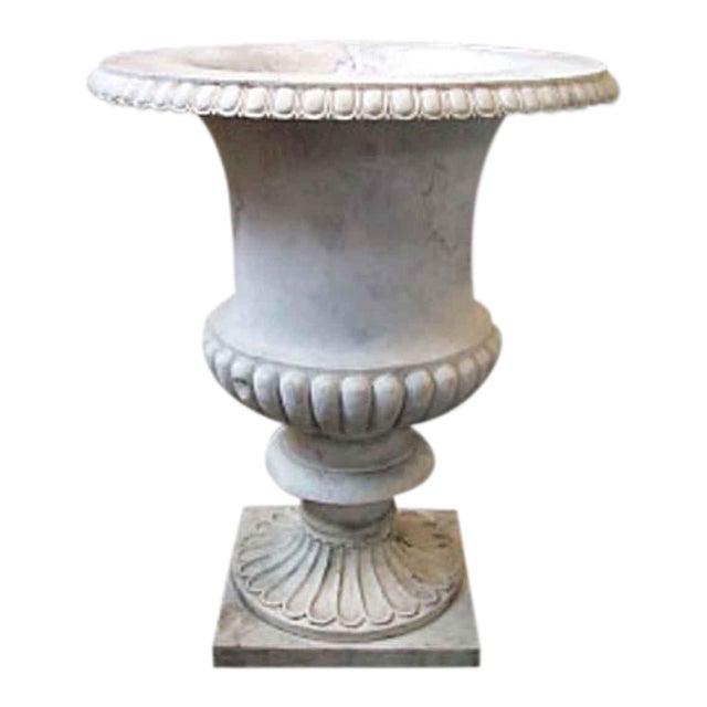 Marble Vase Planter Urn For Sale