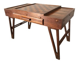 Image of Danish Modern Card and Game Tables