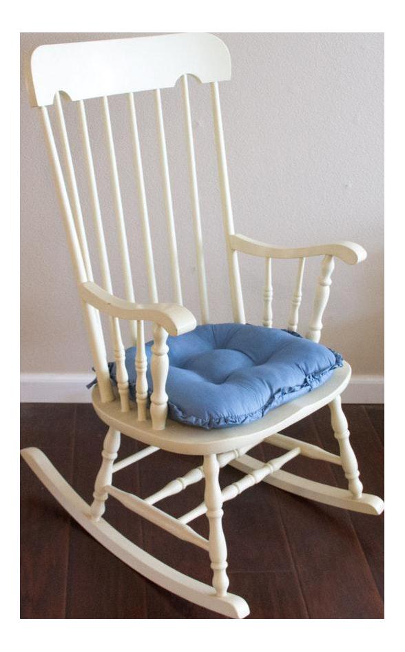white wooden rocking chair. simple white nichols and stone style windsor white wooden rocking chair throughout e