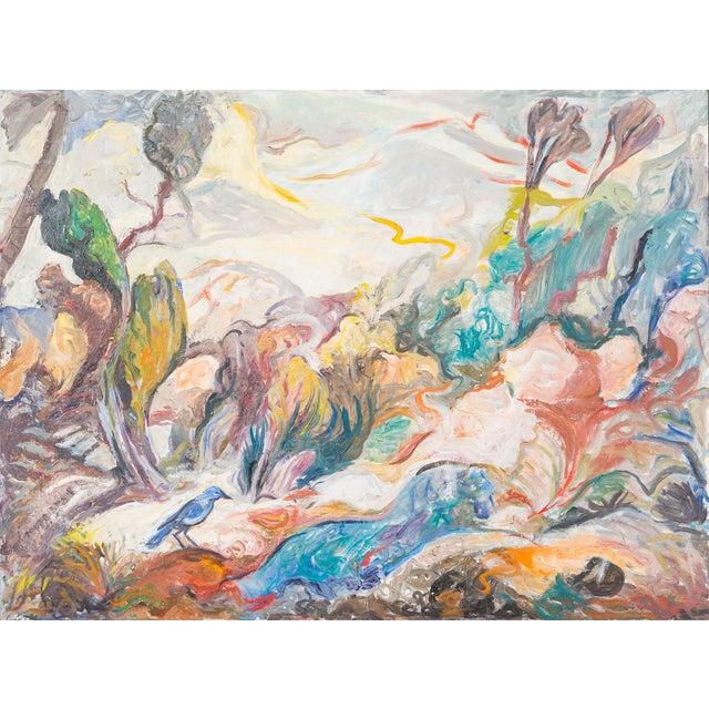 """William Eckhardt Kohler, """"Pinyon Jay"""" For Sale - Image 10 of 10"""
