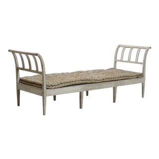 C1810 Danish Daybed/Bench W/Cushion