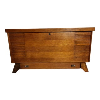 Vintage Cedar Chest by Lane For Sale