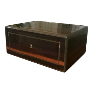 1980s Dunhill Humidor For Sale