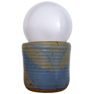 Ceramic Table Lamp, 1960s For Sale