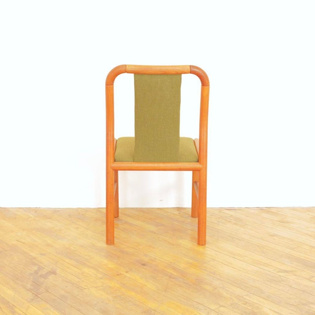 Wood 1960s Vintage Danish Teak Dining Chairs - Set of 6 For Sale - Image 7 of 11