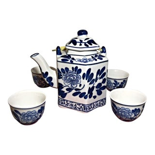 20th C. Chinese Porcelain Tea Set