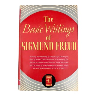 Basic Writings of Sigmund Freud For Sale