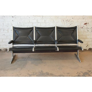 Eames for Herman Miller Tandem Sling Airport Bench Preview