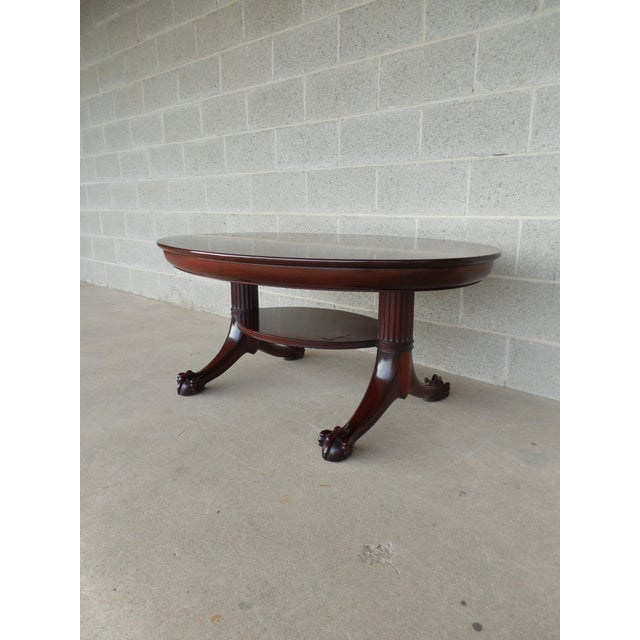 Paine Furniture Chippendale Cocktail Table - Image 5 of 8