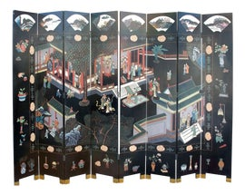 Image of Asian Antique Screens and Room Dividers