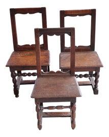 Image of Moorish Side Chairs