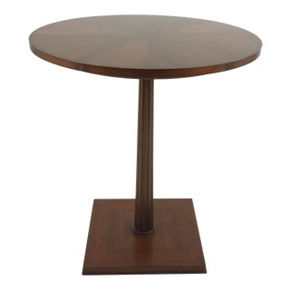 Barbara Barry for Henredon Perfect Pedestal Table For Sale