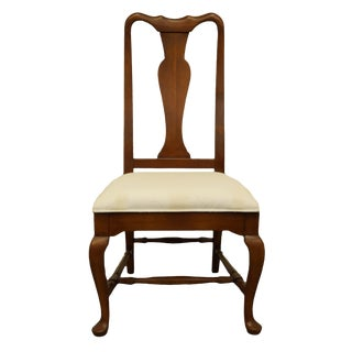 Late 20th Century Lexington Furniture Bob Timberlake Queen Anne Style Chair For Sale