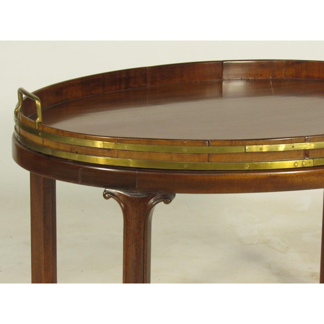 19th Century Regency Butler's Tray Table - Image 4 of 7