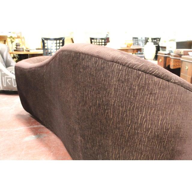 Vintage Irwin Lambeth Asymmetrical Cloud Sofa For Sale In Detroit - Image 6 of 13