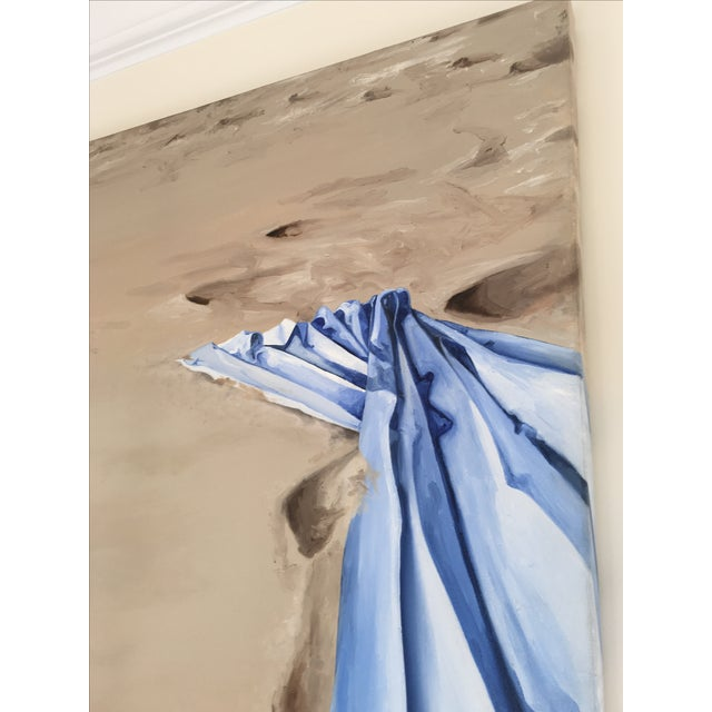 Original Oil Painting on Wood by Eric Zener - Image 8 of 8