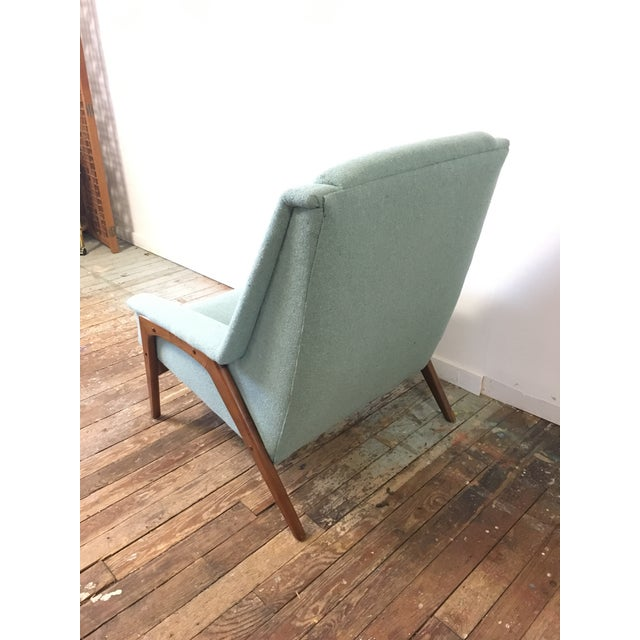 1960s Mid-Century Dux Style Lounge Chair For Sale - Image 5 of 11