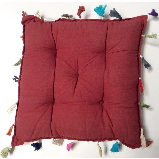 Layla Vintage Artisanal Pillow - Image 3 of 3