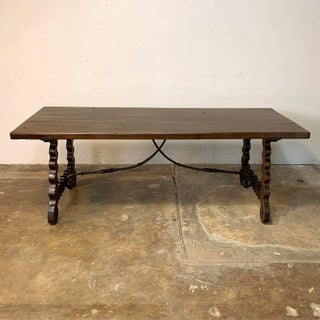 18th Century Spanish Dining Table Preview