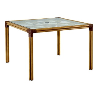 Celerie Kemble - Mimi Outdoor Square Dining Table For Sale