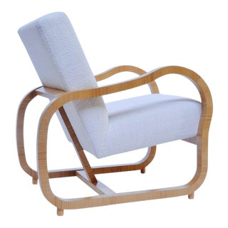 Art Deco Inspired Oliver Chair For Sale