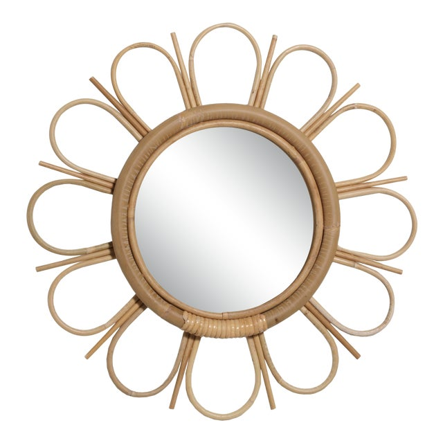 Curated Kravet Ramona Mirror - Natural For Sale