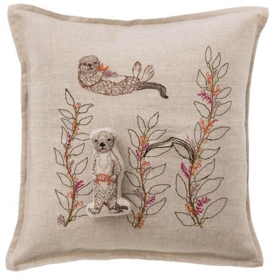 Sea Otter Pocket Pillow - Image 2 of 6