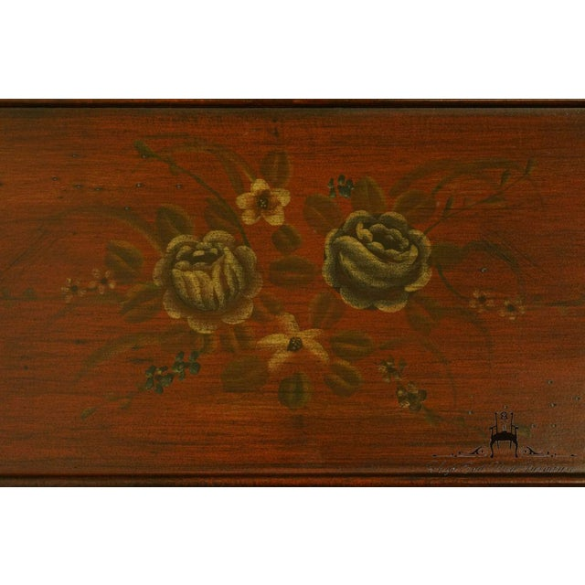 20th Century Traditional Hooker Furniture Secretary Desk For Sale - Image 12 of 13