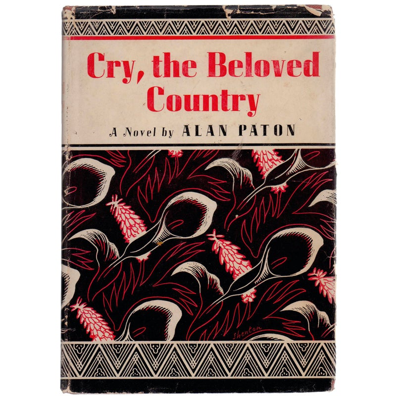 a short summary of cry the beloved country by alan paton Cry, the beloved country is a novel by alan paton, published in 1948american publisher bennett cerf remarked at that year's meeting of the american booksellers association that there had been only three novels published since the first of the year that were worth reading.