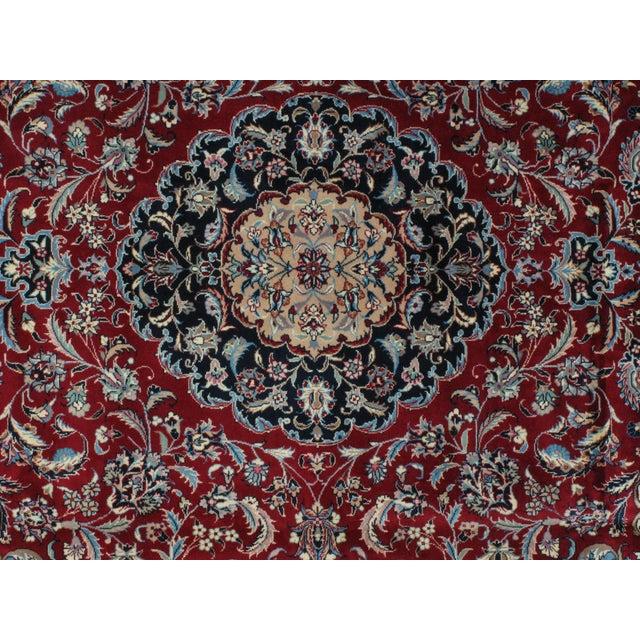 "Leon Banilivi Sino Persian Tabriz Carpet - 8'2"" x 10'2"" - Image 3 of 5"