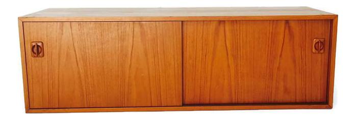 modular cabinet furniture. Mid-Century Danish Teak Modular Cabinet Sliding Doors Unit Furniture E