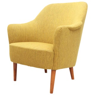 "Carl Malmsten ""Samspel"" Lounge Chair For Sale"