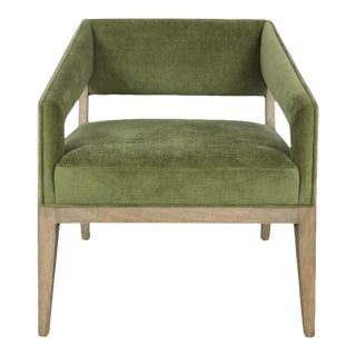 Kenneth Ludwig Chicago Zane Accent Chair For Sale