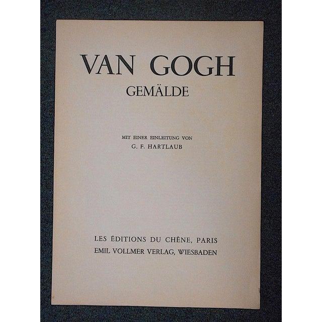 Impressionist Vintage Ltd. Ed. Post-Impressionist Lithograph-Vincent Van Gogh (Fr. 1853-'90) For Sale - Image 3 of 7