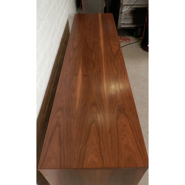 Mid-Century Modern American Credenza - Image 8 of 9
