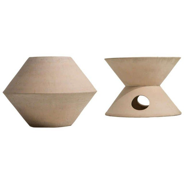 PAIR OF LA GARDO TACKETT PLANTERS FOR ARCHITECTURAL POTTERY, 1960S - Image 9 of 9