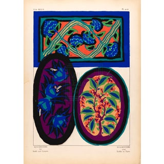 """E. A. Seguy Print, """"Suggestions"""" Plate No.13 For Sale"""