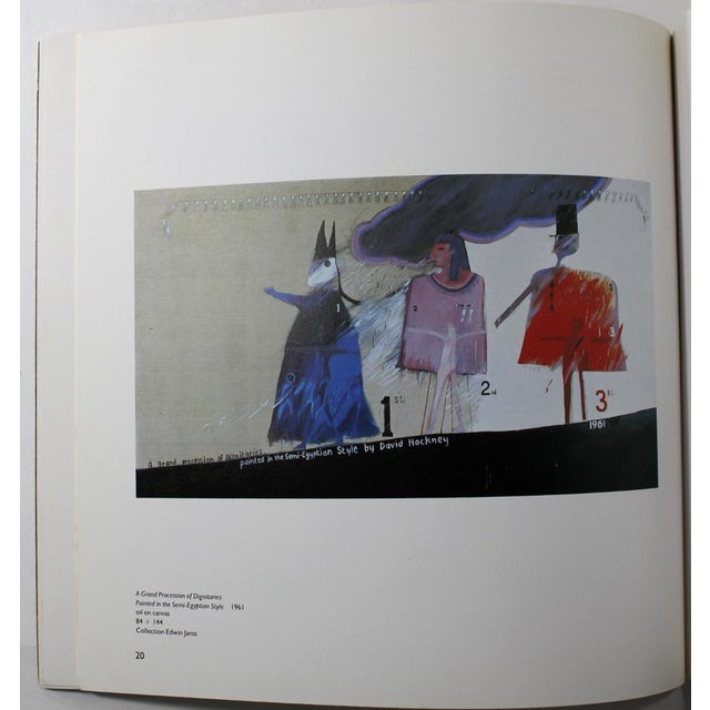 1980s Hockney Paints the Stage, First Edition For Sale - Image 5 of 11