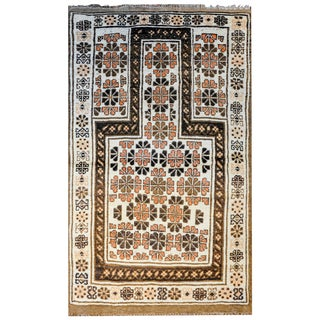 Early 20th Century Baluch Prayer Rug For Sale