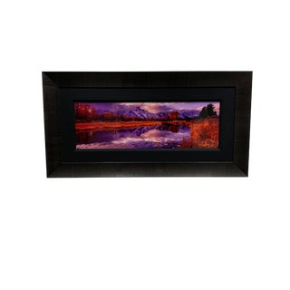 Contemporary Framed Photograph, Signed Peter Lik For Sale