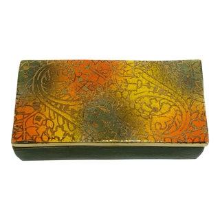 Aldo Londi Bitossi Rosenthal Netter Italian Pottery Box For Sale