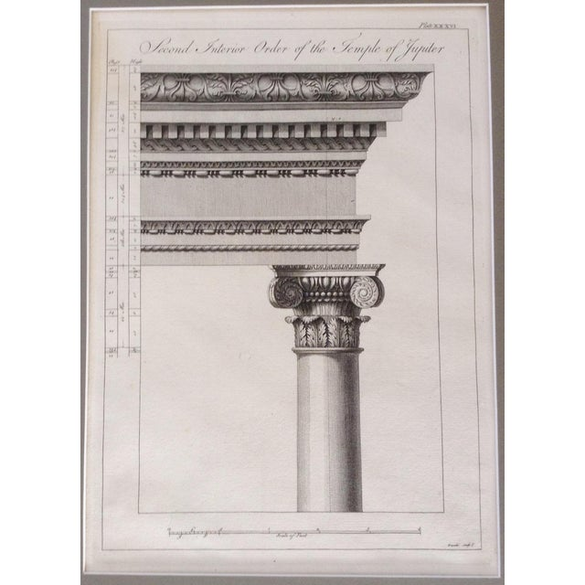This publication of large folio volumes of illustrations were done by architect Robert Adam titled Ruins of the palace of...