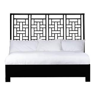Ohana Bed King - Black For Sale