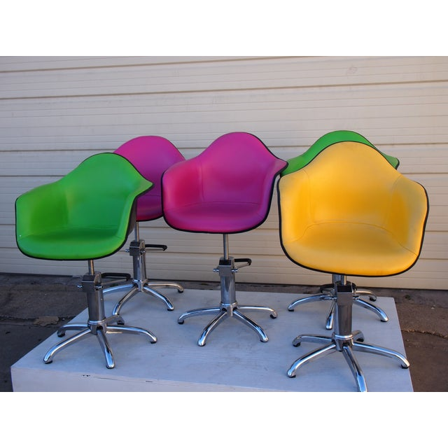 Original Herman Miller Dining Chairs - 4 - Image 2 of 8