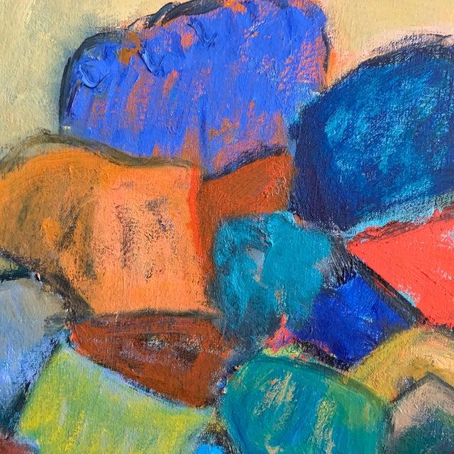 "2000 - 2009 ""Ravel"" O/C by Eva Breyer, Danish, 2001 For Sale - Image 5 of 9"