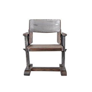 Vintage Hugh Cinema Chair For Sale