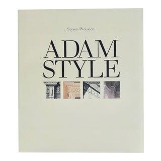 Adam Style Book by Steven Parissien For Sale