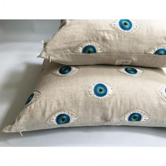 Evil Eye Pillow - Image 2 of 4